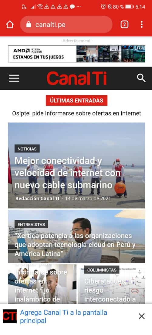 2 canalti version mobile - ensoluciones.com páginas web, marketing digital y aulas virtual
