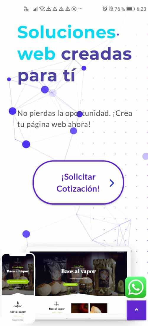 5 ensoluciones.com version mobile - ensoluciones.com páginas web, marketing digital y aulas virtual