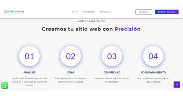 Noticias y Blog Páginas web Perú